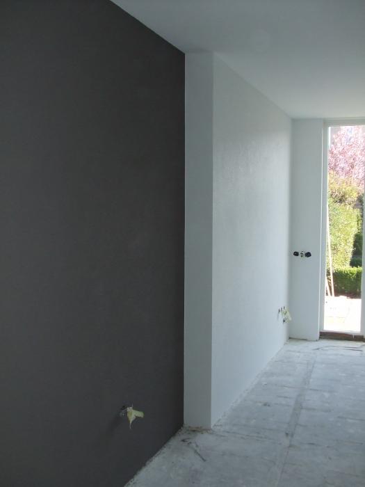 Schouw woonkamer kleur - Kleur verf moderne woonkamer ...